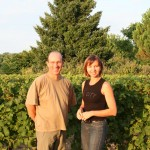Christine cousin fourcaud et jean-paul fourcaud, scea domaine de monteils, sauternes